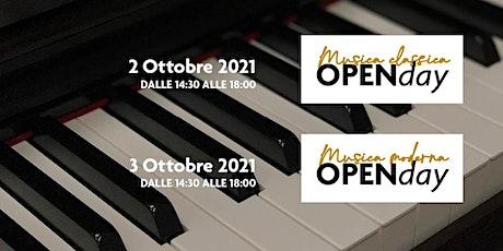 Open Day / Musica Moderna biglietti
