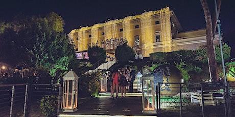 Cena Emozionale con Pianobar nella Villa Luigi Mazzanti 1907 biglietti