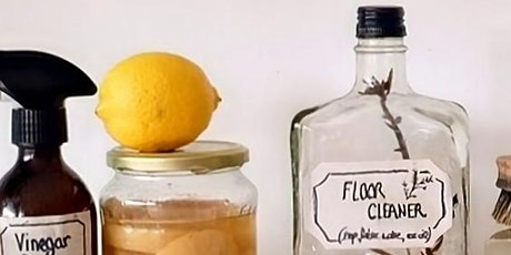 Natural Cleaning Product DIY tickets