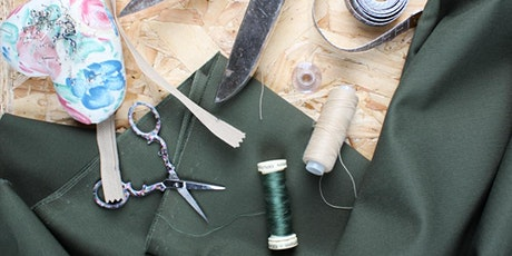Make and mend: Learn Basic hand sewing Techniques to repair clothes tickets