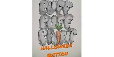 Puff Puff Paint -Halloween Edition tickets