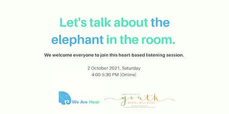 Free Heart-based Listening tickets