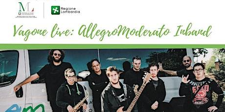 VAGONE LIVE: ALLEGRO MODERATO InBAND biglietti