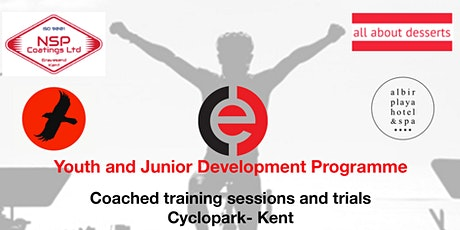 elitecycling Youth and Junior training sessions tickets
