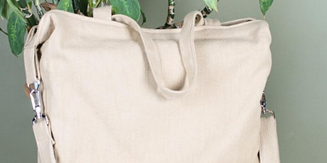 Make a Tote bag: Beginners Sewing Workshop tickets