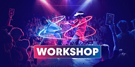 Red Bull Dance Your Style Workshop: Musicality w/ Coflo & TsunAMI tickets