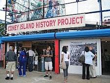 Coney Island History Project logo