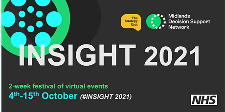 INSIGHT 2021: Learning from the pandemic to reduce health inequalities tickets