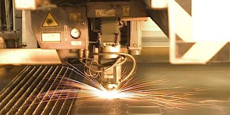 Laser Cutter File Preparation Workshop (Virtual) tickets