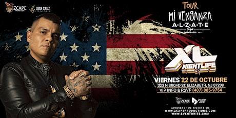 "ALZATE EN NEW JERSEY ""MI VENGANZA TOUR"" tickets"