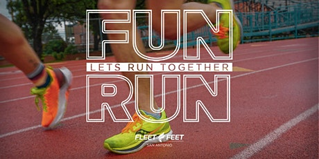 October Fun Run - The Rim tickets