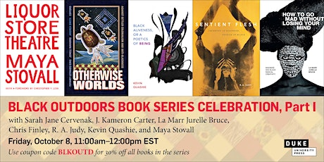 Black Outdoors Book Series Celebration tickets