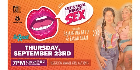 Let's Talk About Sex tickets