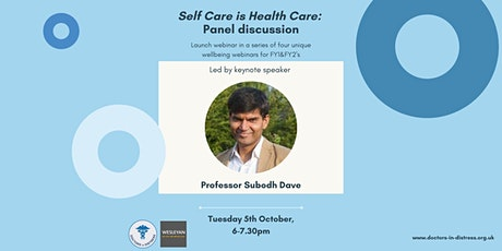 Self Care is Health Care: Panel Discusssion tickets