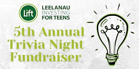 5th Annual Trivia Night Fundraiser tickets