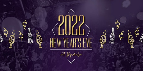 New Year's Eve 2022 at Merkaba! tickets