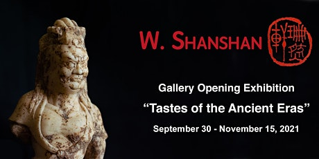 """""""Tastes of the Ancient Eras"""" - Online Exhibition Preview tickets"""