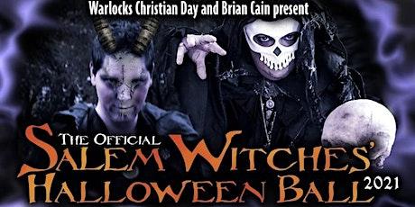 Salem Witches Halloween Ball 2021 tickets