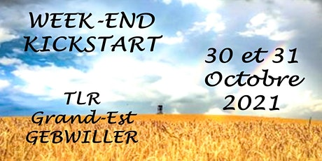 Week-End Kickstart TLR Grand-Est Tickets