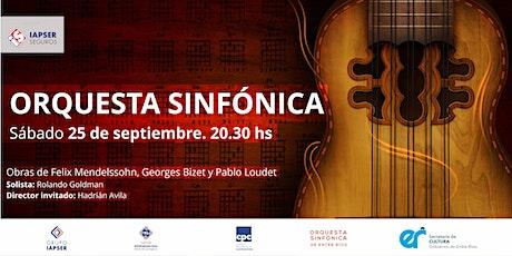La Sinfónica en el Centro Provincial de Convenciones entradas
