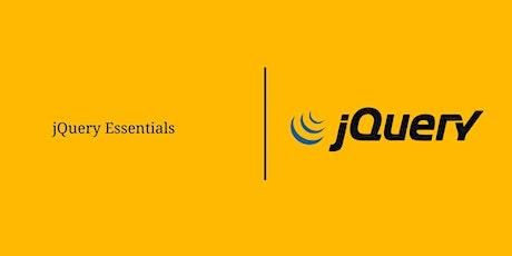 jQuery Essentials tickets