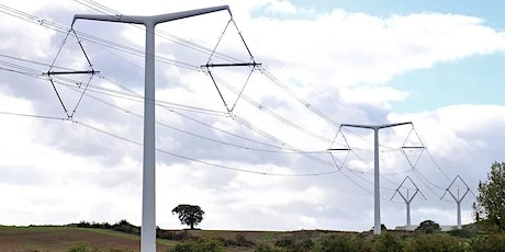 The New Power Pylon Design for the  National Grid tickets