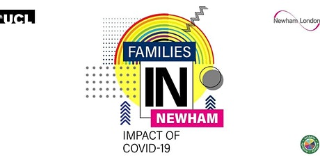 The impact of COVID-19 on young families in Newham tickets