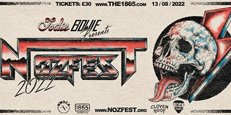 NOZFEST tickets