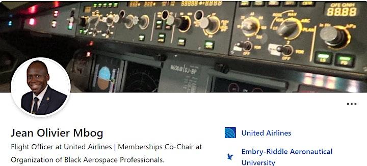 STEM·E Talks: Aerospace Engineering image