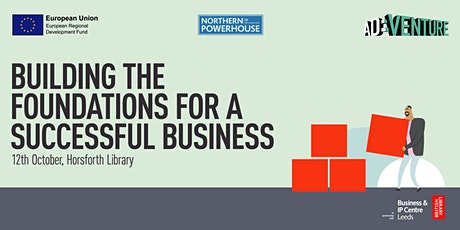 Start-up Leeds: building the foundations for a successful business tickets