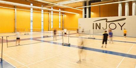 BadmintonTogether 19.9.21 19:00-20:30 Tickets
