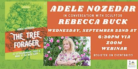 Book Launch: Adele Nozedar in conversation with Rebecca Buck tickets