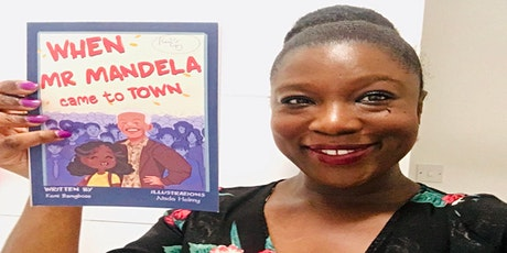 When Mr Mandela Came to Town: children's author event tickets