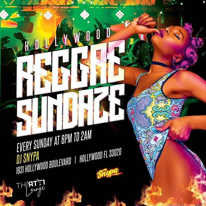 Reggae Sundaze image