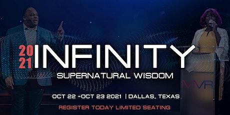 Infinity 2021 tickets