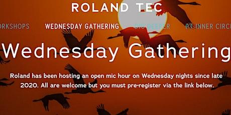 Wednesday Gathering tickets