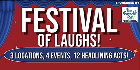 NJ Festival of Laughs tickets