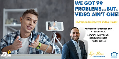 We got 99 Problems, but... Videos aint One! tickets