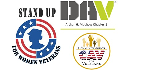 Stand Up for Women Veterans tickets