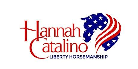 Hannah Catalino Liberty Training Clinic tickets