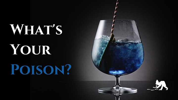 What's your poison? - 5 day virtual mystery challenge for Rowans Hospice image