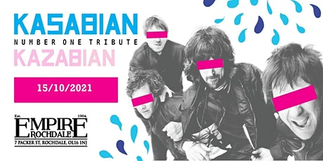 Kasabian - Official Tribute Kazabian tickets