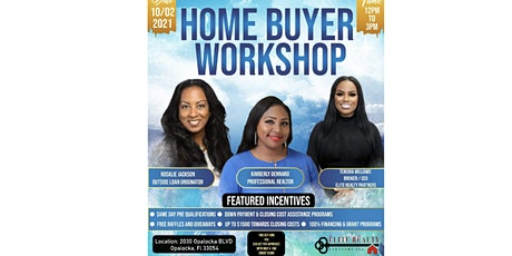 Homebuyer Workshop tickets
