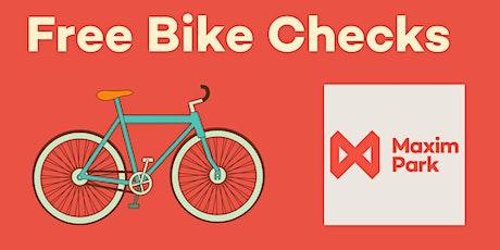 Free Autumn Bike Checks from Dr Bike tickets