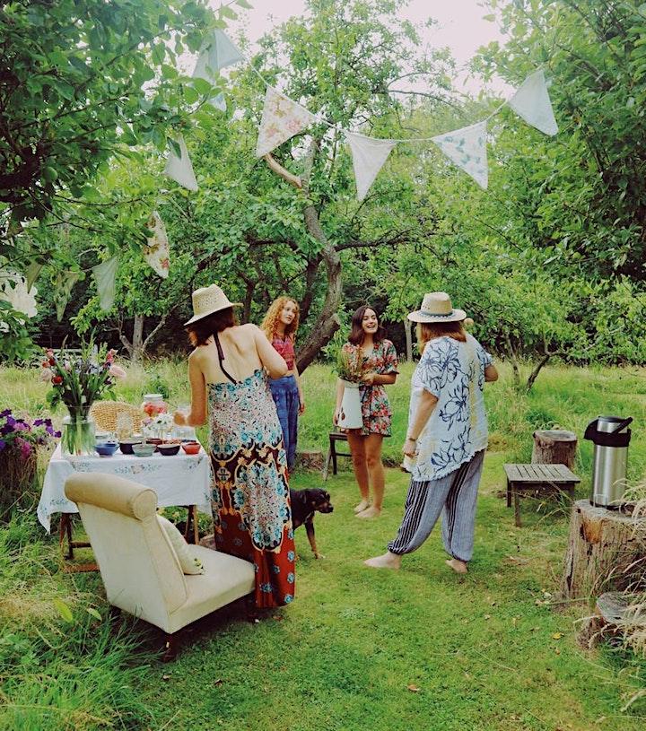 Wild Ivy Retreats - Wishing Tree Day Retreat image