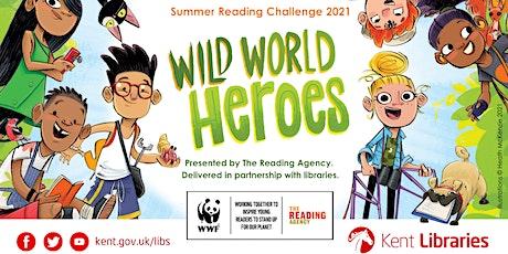 Wild World Heroes - Celebration Event tickets