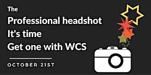 Professional Headshots + Happy Hour