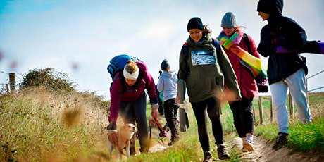 Hiking and Yoga in the beautiful countryside surrounding Brighton tickets