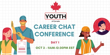 DAY 1: CAREER CHAT CONFERENCE tickets