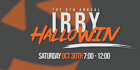 6th Annual Irby HalloWin  Costume Charity Event tickets